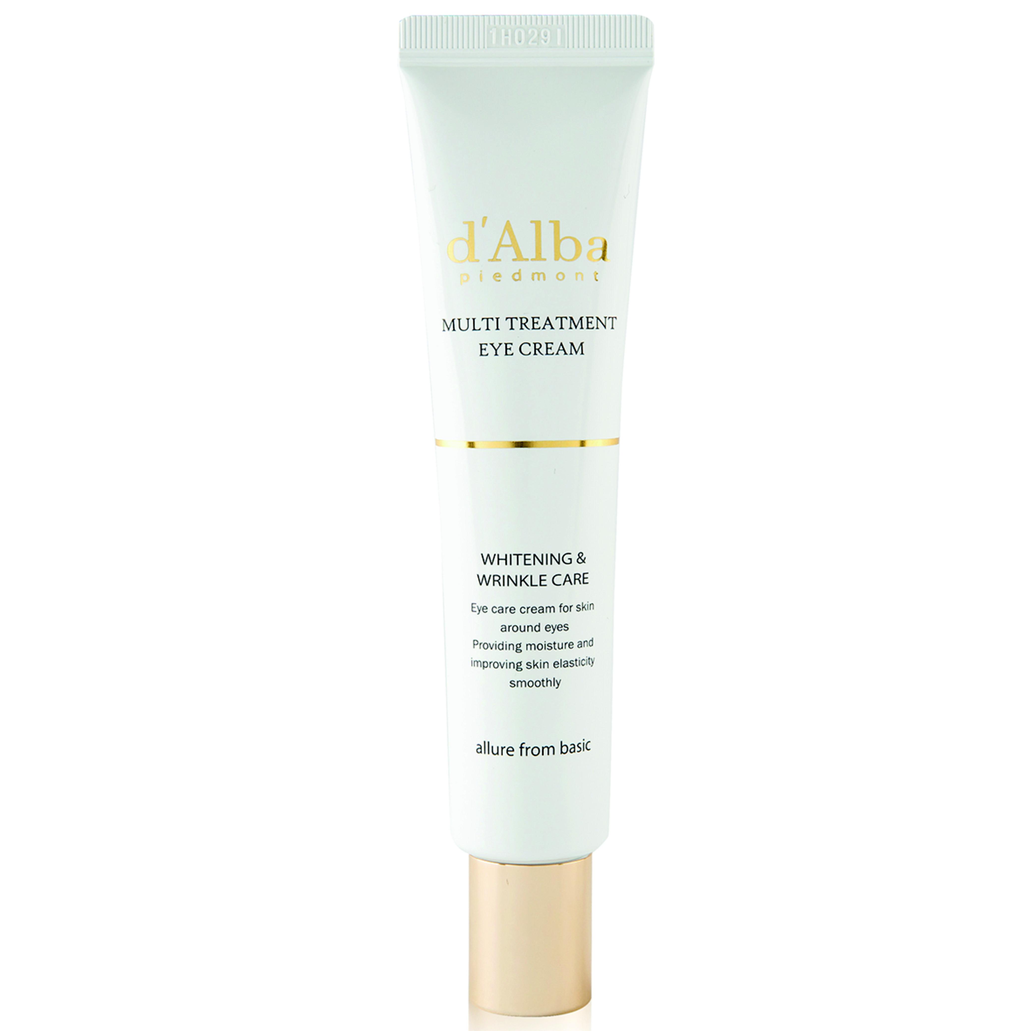 d´Alba Multi Treatment  Eye Cream