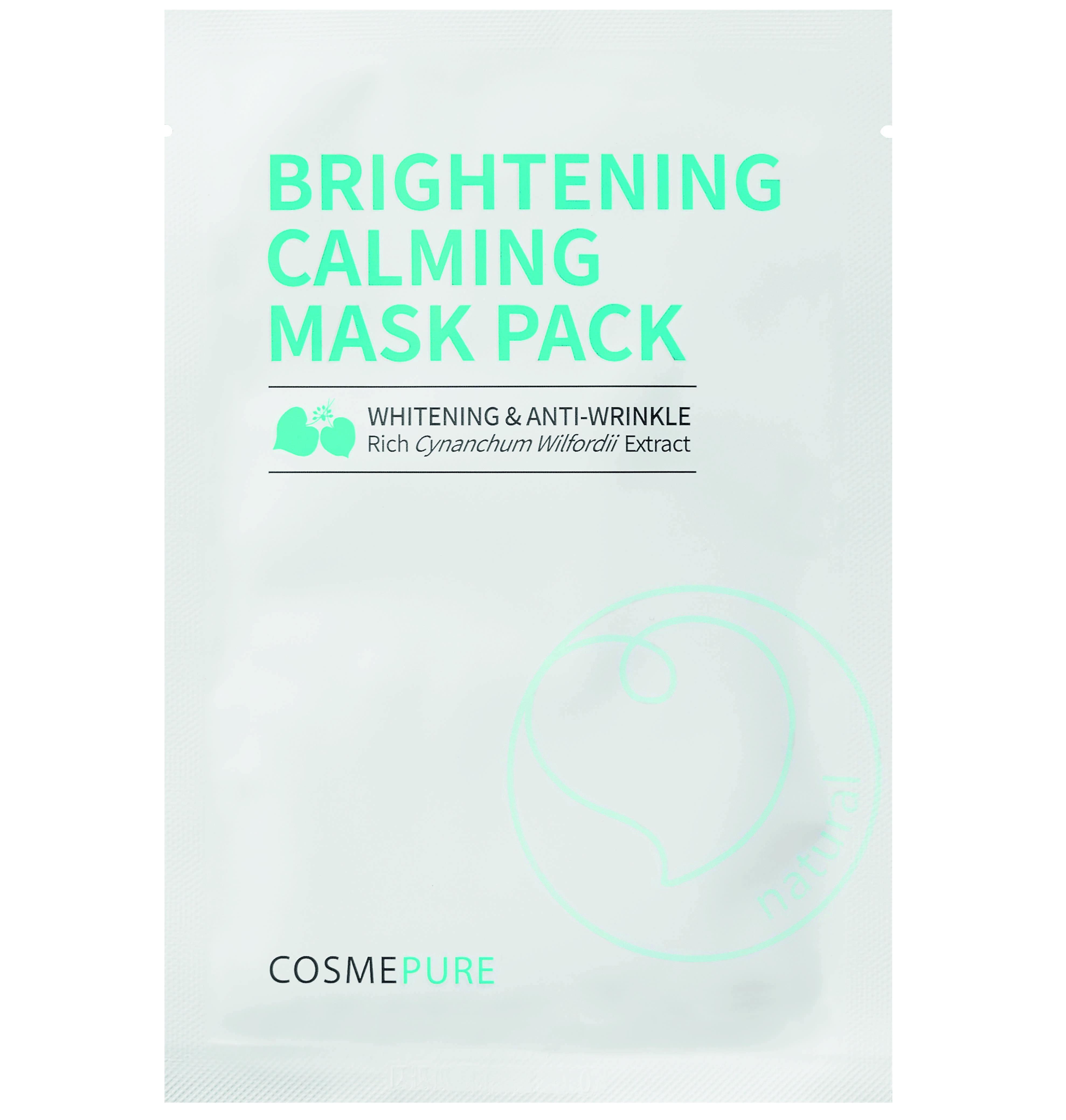 Cosmepure Brightening Calming Mask